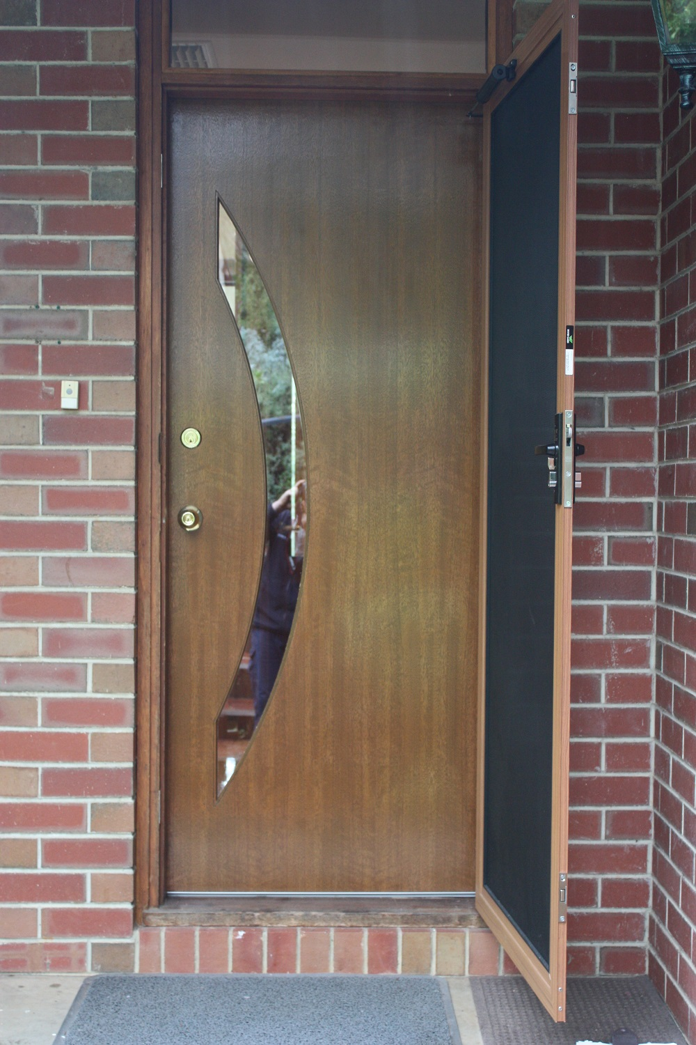 Timber Doors Gallery Before And After Pictures Star Doors
